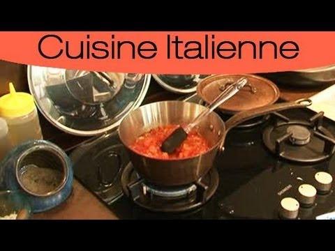 Une sauce tomate italienne fait maison youtube - Youtube cuisine italienne ...
