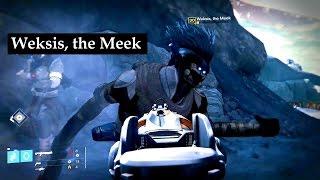Hunt Weksis The Meek near Archer