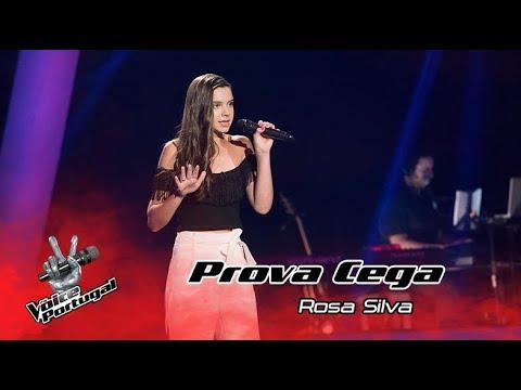 "Rosa Silva - ""One and Only""  Prova Cega  The Voice Portugal"