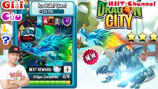 Dragon City Tsunami Dragon Mới Dragon Vip Mới Kìa Dragon Mới Heroic New HNT HEROIC HNT Channel
