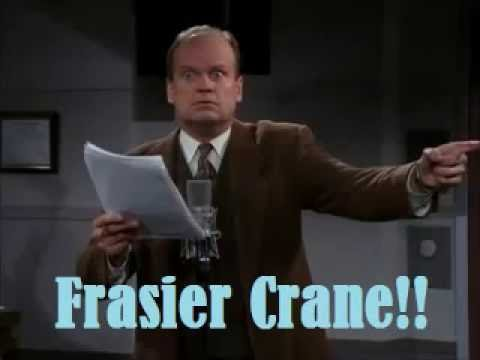 Frasier Theme song Lyrics