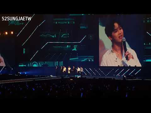 "180421 "" BTOB Cut "" Best Of Best Concert In Taiwan"