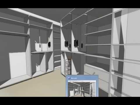 гардеробные комнаты на заказ -25