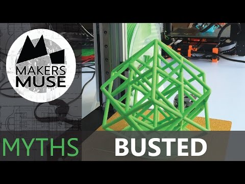 Top 5 3D Printing Myths and Misconceptions