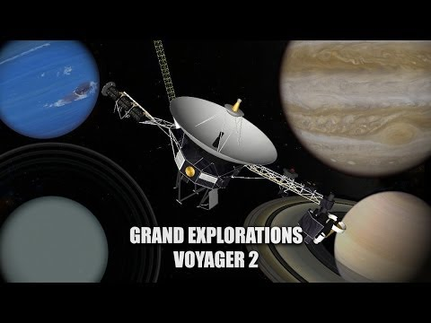Grand Explorations: Voyager 2 (remastered) - Orbiter Space Flight Simulator 2010