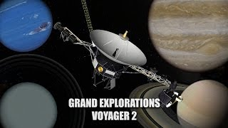 Grand Explorations: Voyager 2 (remastered) - Orbiter Space Flight Simulator 2010