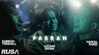 Azzam Sham, Haikal Farid, Treehill - Pasrah (Cover)