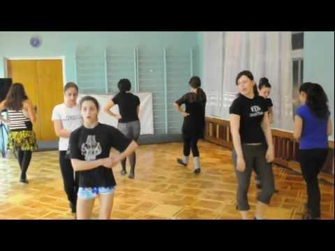 Грузинские танцы. Запорожье. Студия IMEDI (gogoebi)