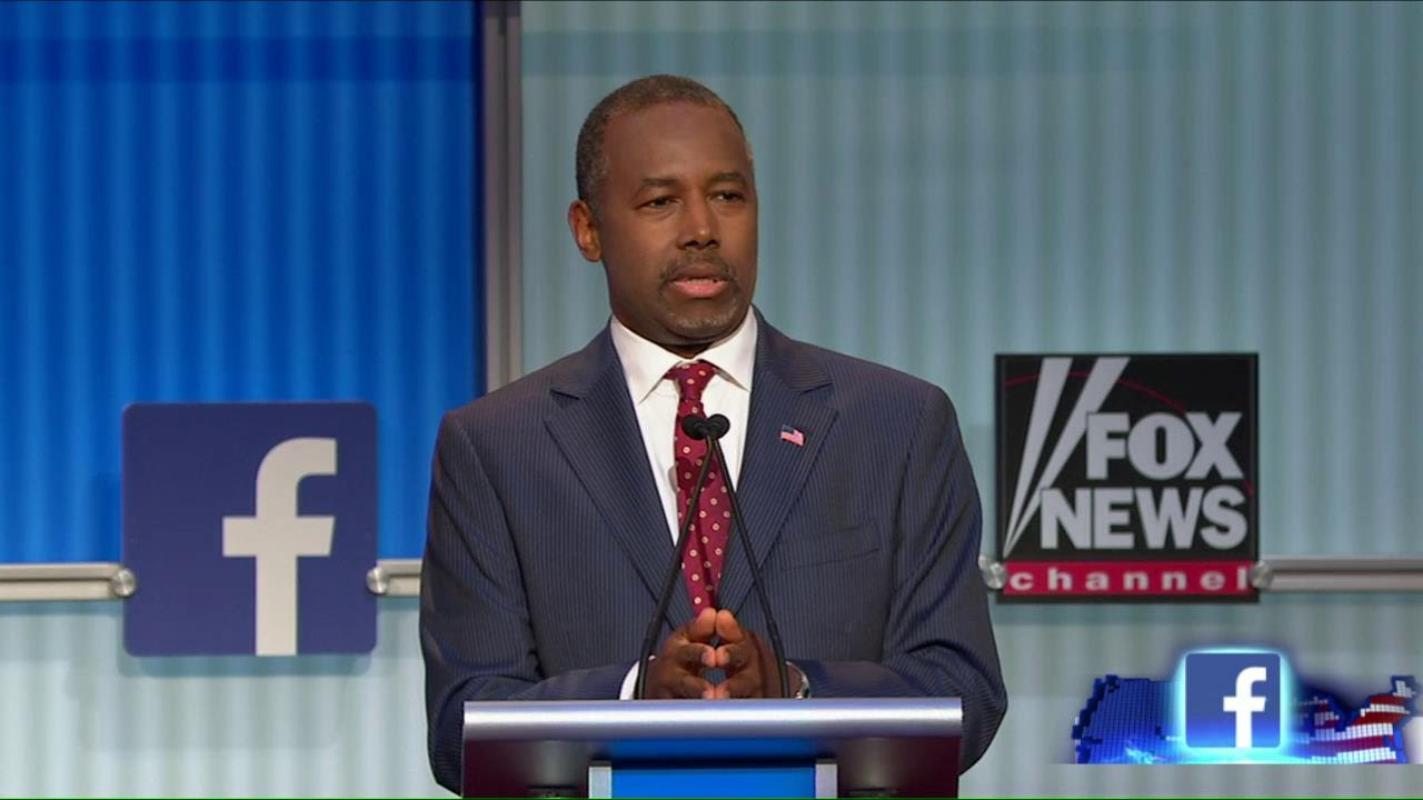 Carson: Hillary Clinton is the epitome of a secular progressive