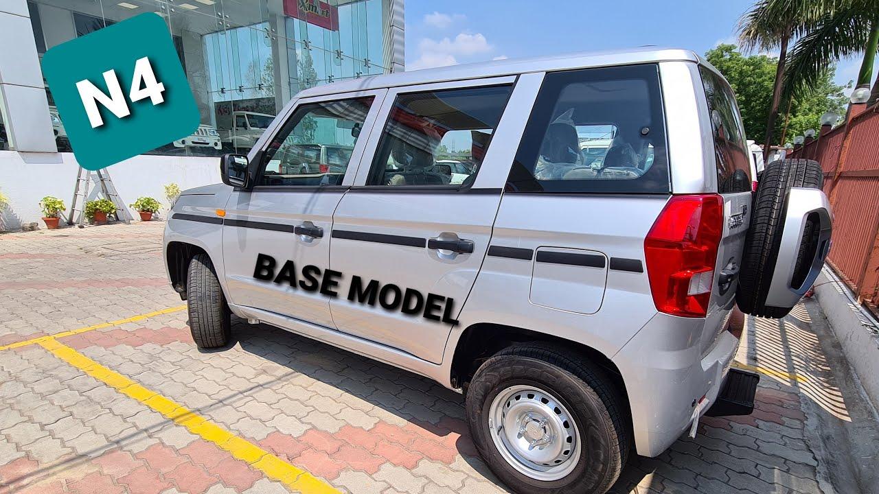 Mahindra Bolero Neo N4 🔥 - Bolero Neo BASE MODEL - detailed review with prices !!!!