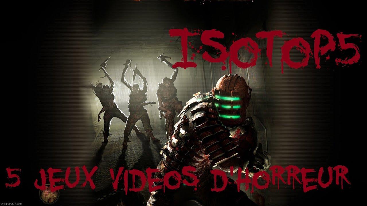 Isotop5 des jeux d 39 horreur les plus terrifiants youtube - Jeux d oreure ...