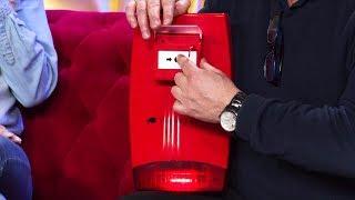 Beim Brand andere Personen schnell warnen! Mit Anne-Kathrin Kosch (März 2019) 4K UHD