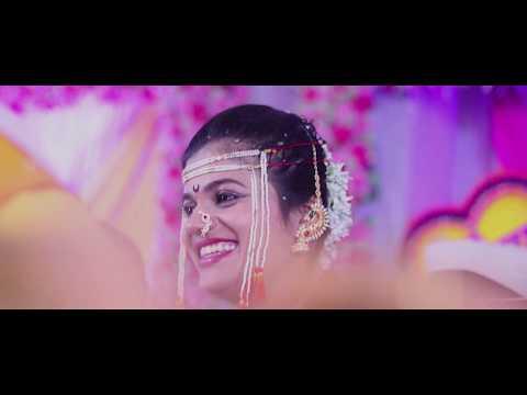 Ranga Maliyela |Anandi Gopal |Sandesh & Sayali |Marathi Cinematic Wedding | SR Studio |Rang Maliyela Mp3