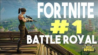 Fortnite BR Wins & Fails pt 1: gettin wet in fatal fields w/ brandon526526 & chickenmeeze