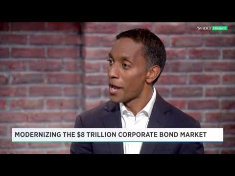 Meet the CEO who's bringing bond trading into the future