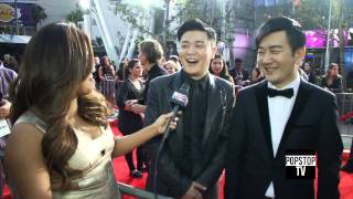 Chopstick Brothers Talks American Music Awards Experience!
