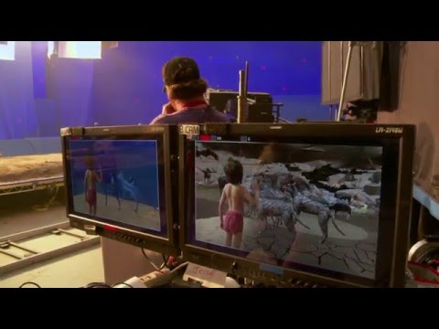 The Jungle Book: Behind the Scenes of the Live Action Filming