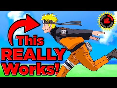 Film Theory: Naruto Run is BEST Run!