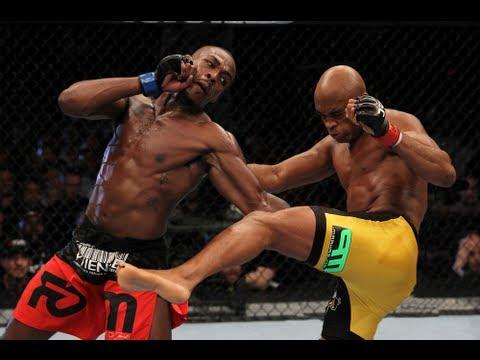 UFC 2013: Jon Jones versus Anderson Silva - YouTube