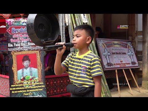 Suara Merdu Bocah Nyanyikan Lagu Buat Kakeknya Yang Menyayanginya.