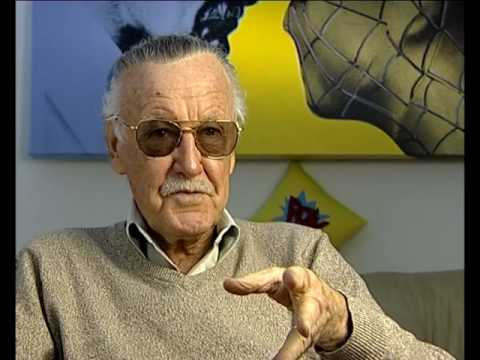 Stan Lee The Silver Surfer My Philosophical Outlet 19 42 Youtube