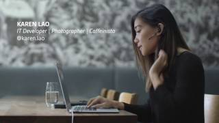 Plantronics Mobile Collaboration | Meet Karen Lao - CH