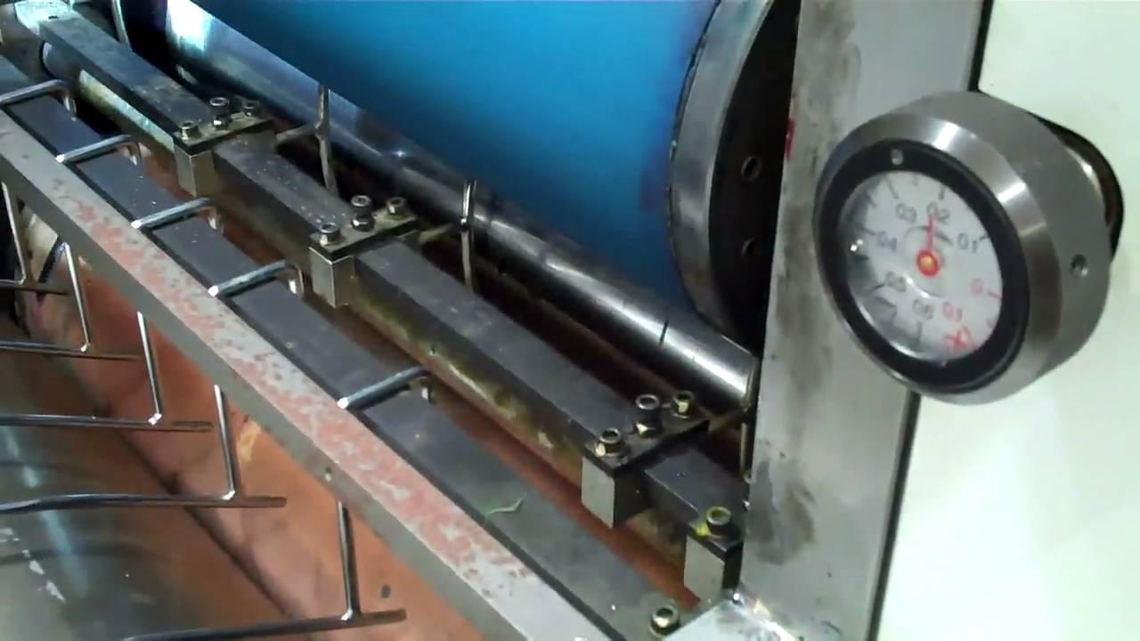 2001 258eii sakurai oliver offset printing press youtube publicscrutiny Images