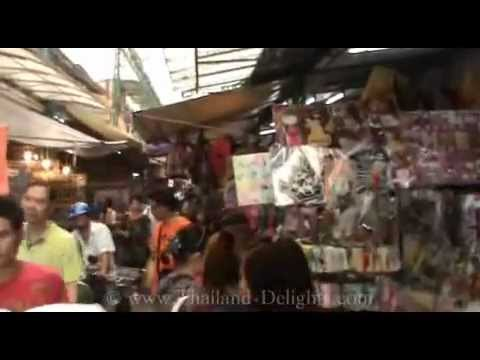 Sampeng Market, China Town, Bangkok, Thailand, ( 1 )