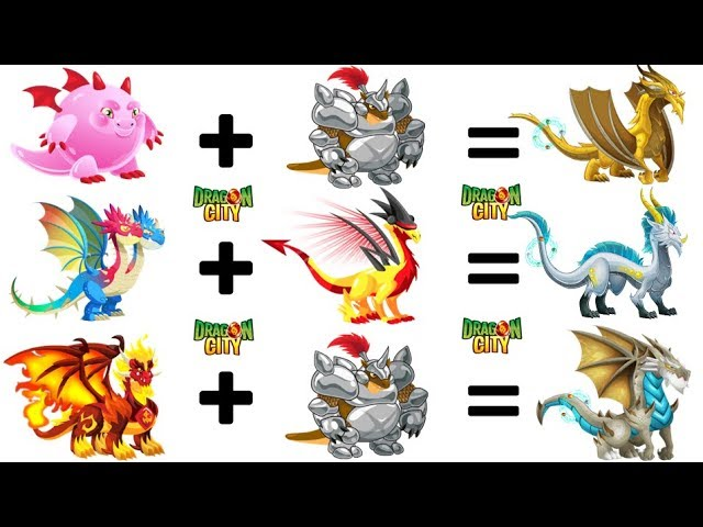 How to breed all new LEGENDARY DRAGON in Dragon City 2018 #4 ????