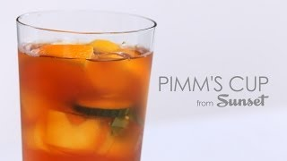 How To Make A Pimm's Cup | Myrecipes