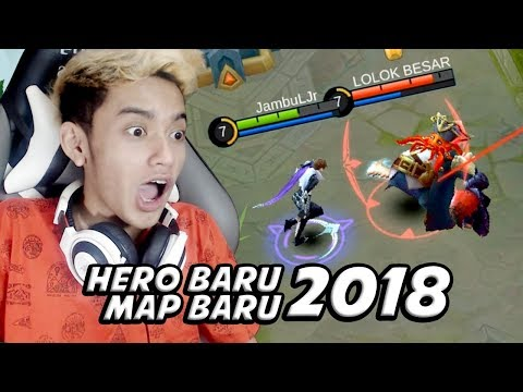 SERBA BARU DI MOBELEJMOY 2018! - Mobile Legends Indonesia