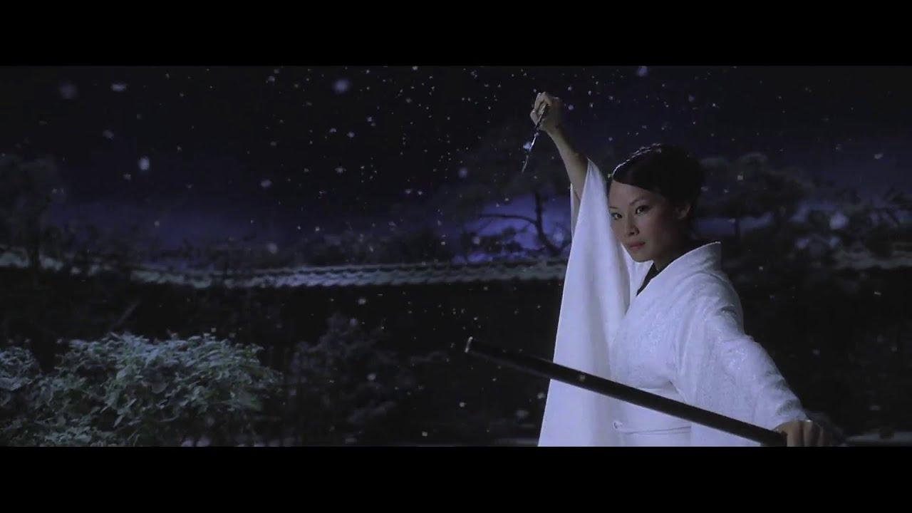 Download Kill Bill Vol.1 O-Ren Ishii v The Bride (Cotton Mouth v Black Mamba) Fight Scene HD
