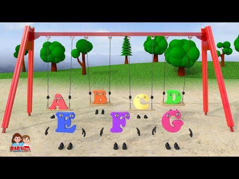 Alphabet Song for Children | ABC Song for Kids | Nursery Rhymes | Learn Alphabets
