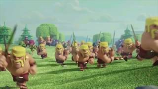 CLASH OF CLANS :THE STORY OF GLADIATOR PEKKA