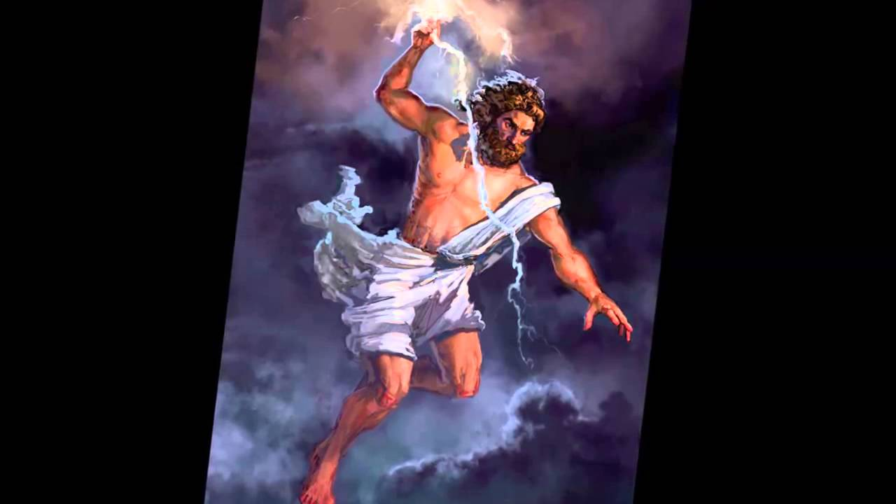 Zeus Mitologia Griega YouTube