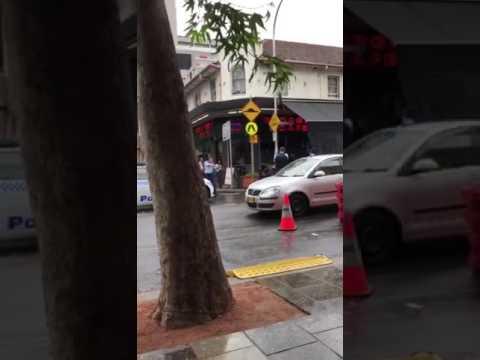 Australian Police Shot Asian Woman
