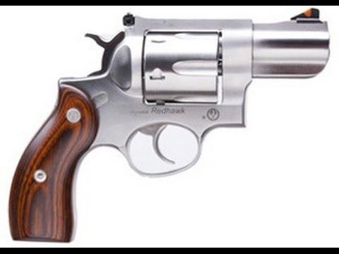 8 Shot 357 Magnum Ruger Redhawk