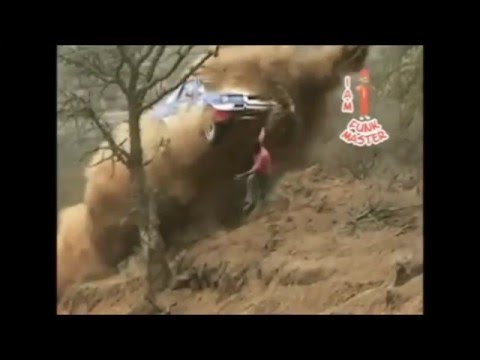 Extreme Rally Crash Compilation With Pure Engine Sound