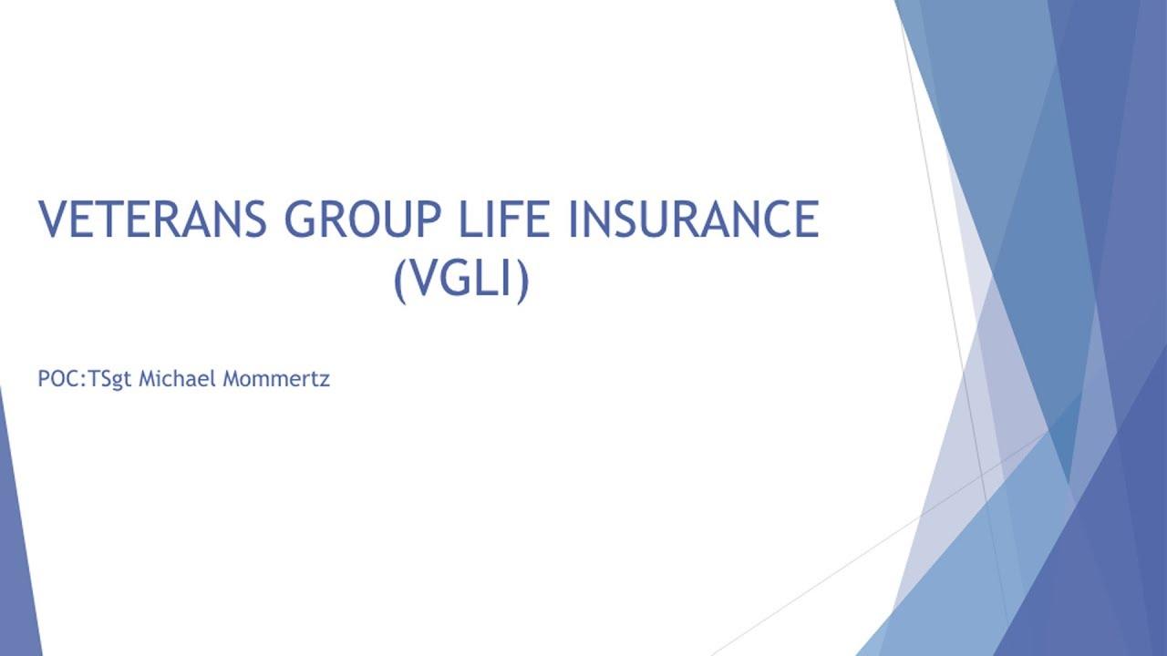Veterans group life insurance vgli also youtube rh