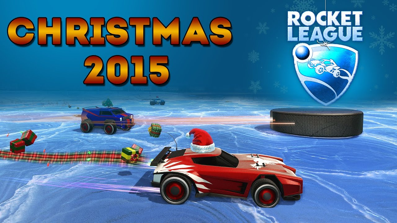 Rocket League CHRISTMAS 2015 - New: Trail, Topper, Antenna [1080p ...