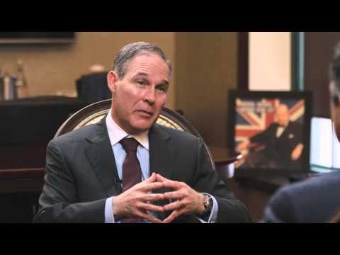 The MiddleGround: Scott Pruitt shares what it means to be Oklahoma's Attorney General