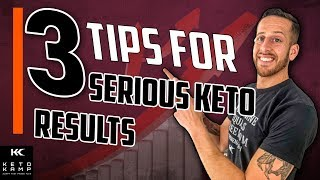 Ketogenic Diet Tip | 3 Easy Ketosis Tricks for Serious Results - Ben Azadi
