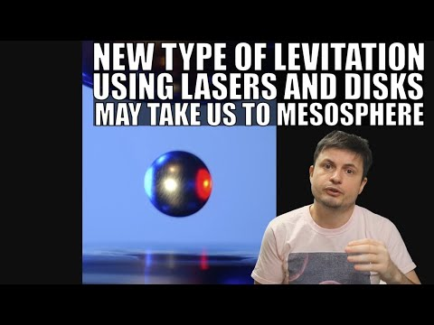 New Type of Laser Levitation Could Help Us Explore the Mesos