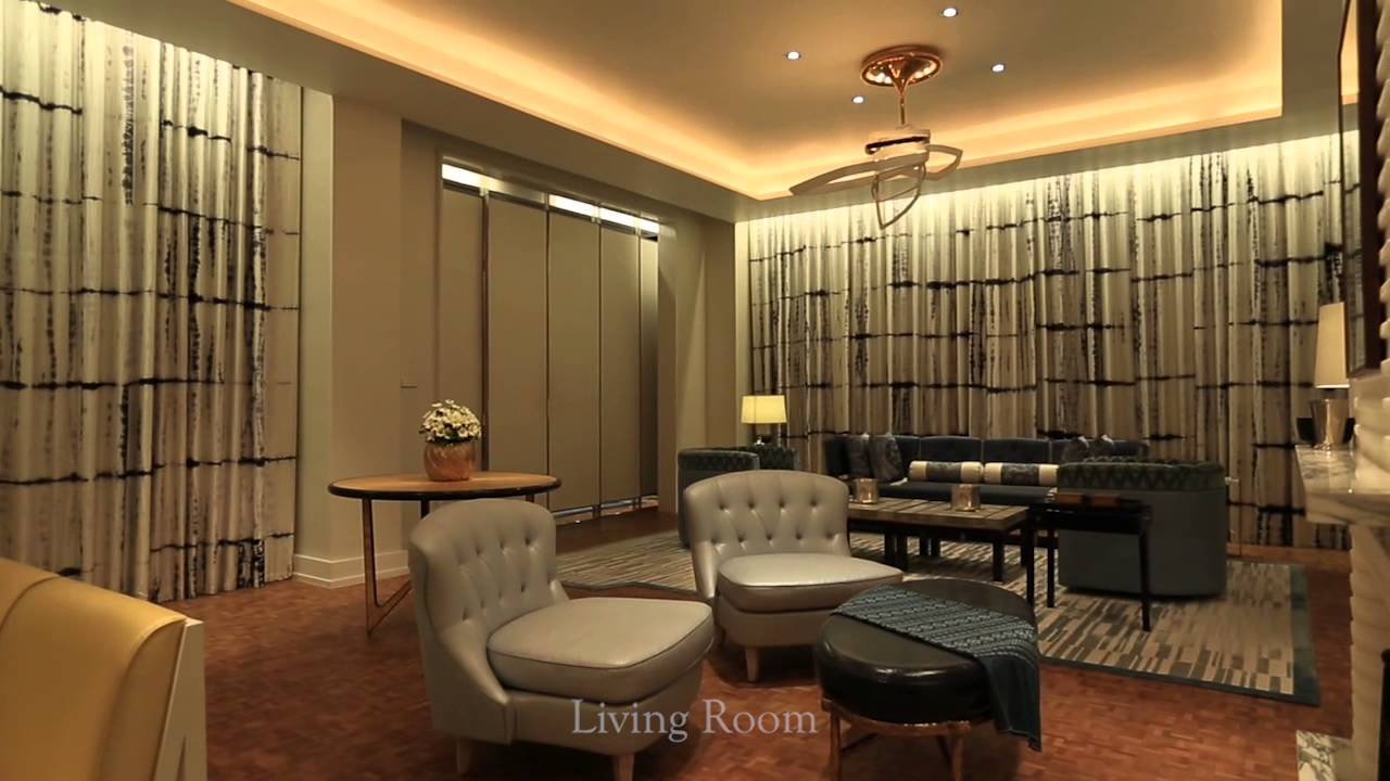 Superior Sky Residence Tour: The Ritz Carlton Residences, Bangkok At MahaNakhon    YouTube