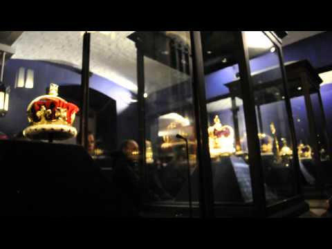 The crown jewels @ the tower of london