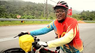 Bike Packers Touring Malaysia 2015