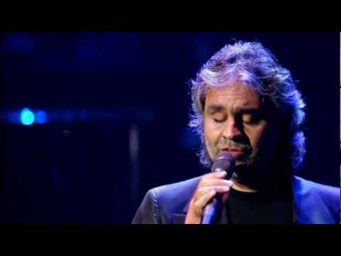 Andrea Bocelli - Ama Credi e Vai (Because We Believe)