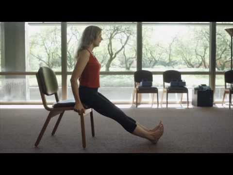 chair yoga  part 2 desk stretches  youtube