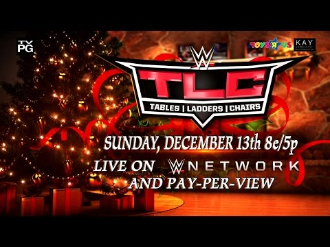 Watch WWE TLC: Tables, Ladders & Chairs on Dec. 13