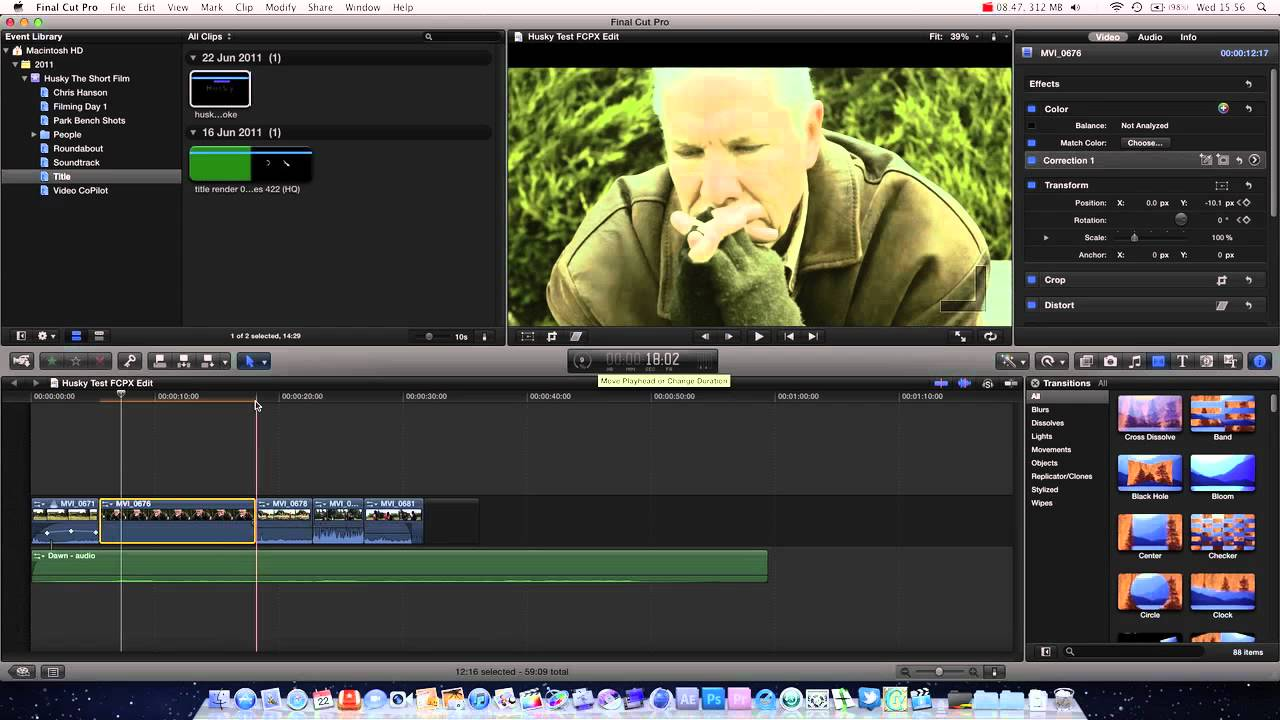 10 Great Color Correction Tutorials for Final Cut Pro X - The Beat